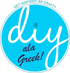 DIY a la GREEK