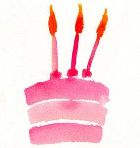 Τρίτα blogογενέθλια!!